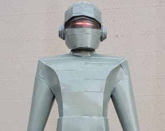 Gort D.I.Y. The Day the Earth Stood Still Papermodel