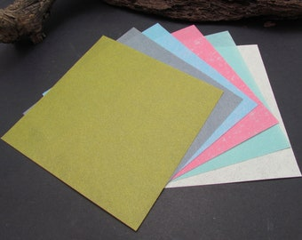 Polishing / Sanding Papers Full 6 Piece Set For Polymer Clay