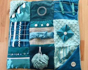 Sensory Lap Blanket