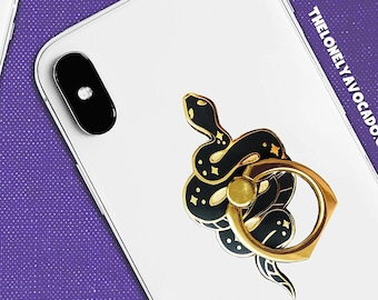 plugs and charms Mirror chrome blank bulk Phone grip black and white   phone accessories phone stand phone grip