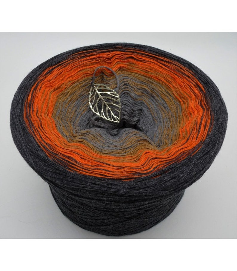 Innere Freude 9,53 EUR100g color change yarn 4 ply gradient yarn cake