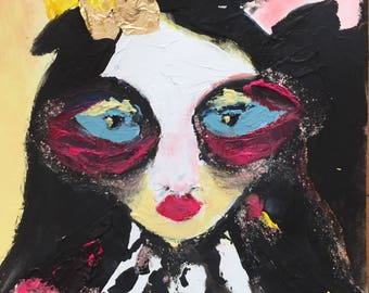 Oil Original Art, Original Oil Painting, Original Art, Fine Art Decor, Collectibles, Mini Art, Fine Art Deco, Contemporary Art