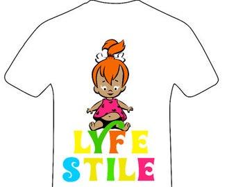Bambam Lyfe Style shirt
