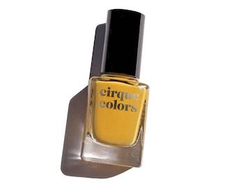 Urbanized - Mustard Yellow Creme Nail Polish