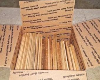 46 pc. of Mixed Barn Lumber