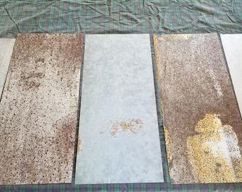 Reclaimed Vintage Barn Metal Roofing Tin