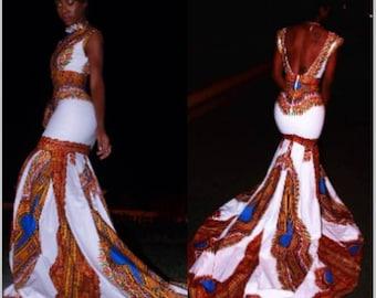 f2ae3b0c062 African wedding dress
