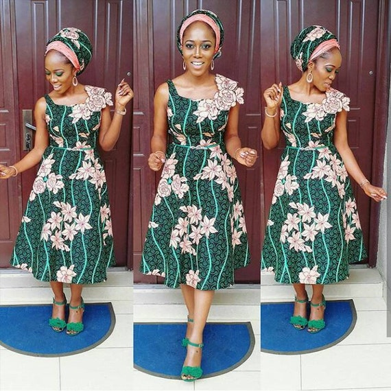 african dress women ankara dress african african for print clothing clothing dress fabric for ankara dress wax African women Nigerian AxSdwzAF