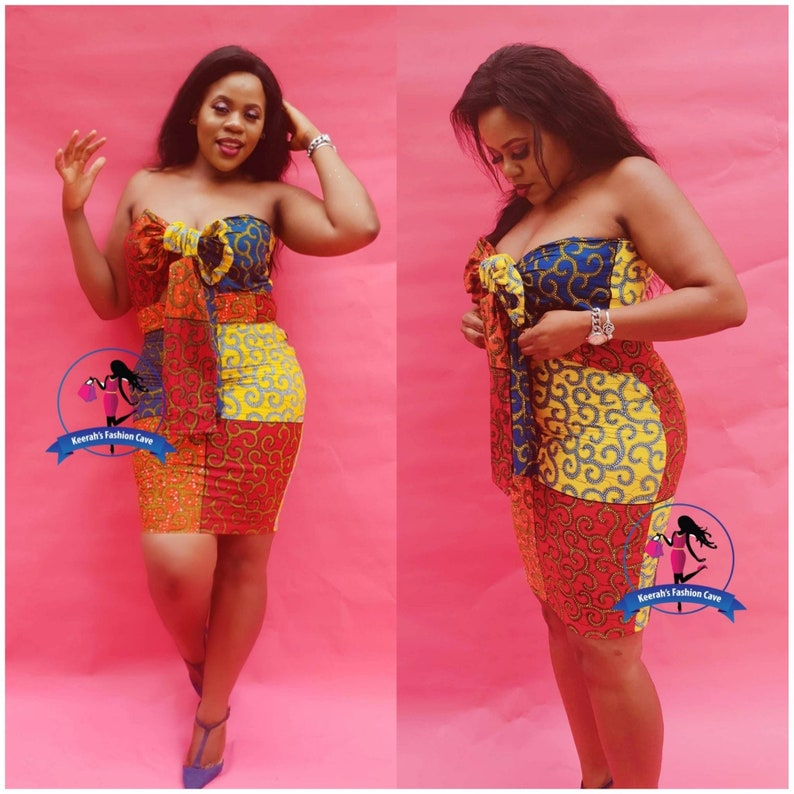 8e9a397d5bdf Sexy african print dressafrican clothing for womenafrican