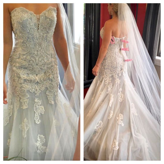 e2bc2a63610 Wedding Dress David Tutera