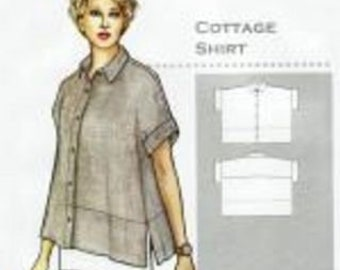 675df9d85ef Camp shirt pattern