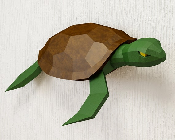 How to Make an Easy Origami Turtle | 455x570