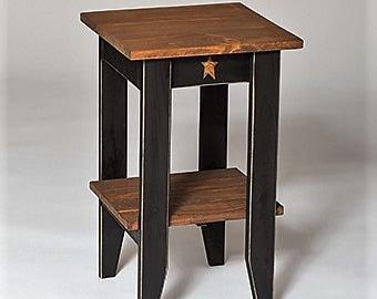 Primitive Furniture Etsy