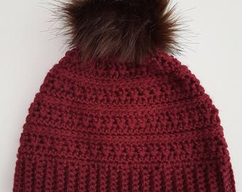 The Artemis Hat Crochet Pattern