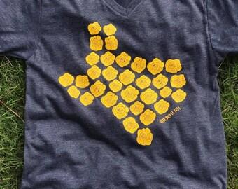 Yellow Rose of Texas tee