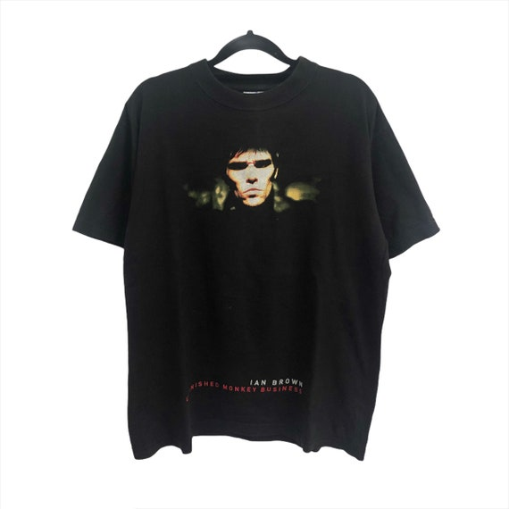 Vintage Ian Brown Unfinished Monkey Business The S