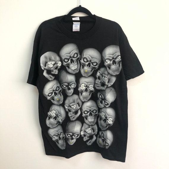 Skull & Bones Big Print T-Shirt