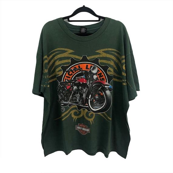 Vintage Harley Davidson Motorcycles T-Shirt
