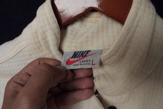Vintage 80s nike jacket nike vintage shirt nike r… - image 5