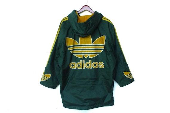vintage 90s adidas jacket size M adidas tracksuit