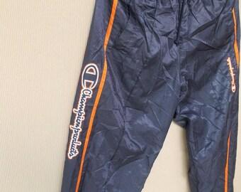 vintage 90s champion track pants size L / 0