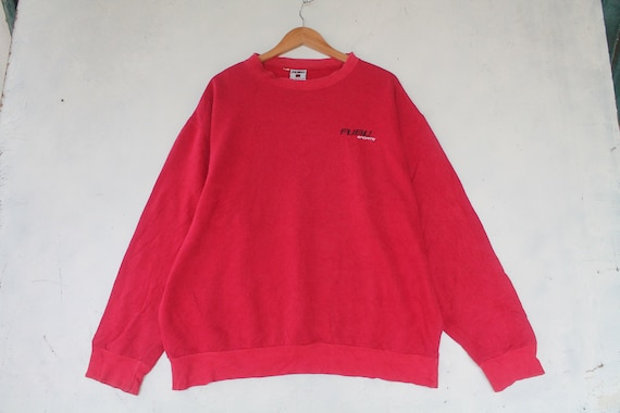 fubu sweatshirt  size xl fubu jacket vintage fubu