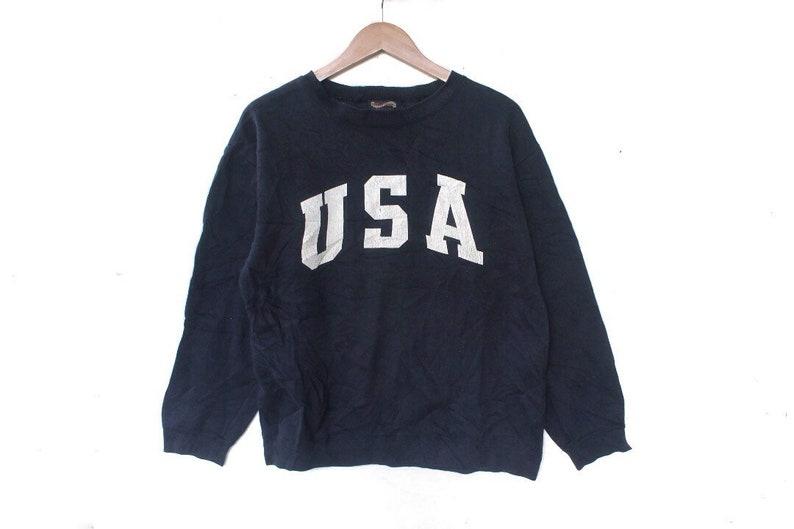 vintage usa sweatshirt size M