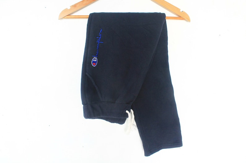 vintage 90s champion track pants size S