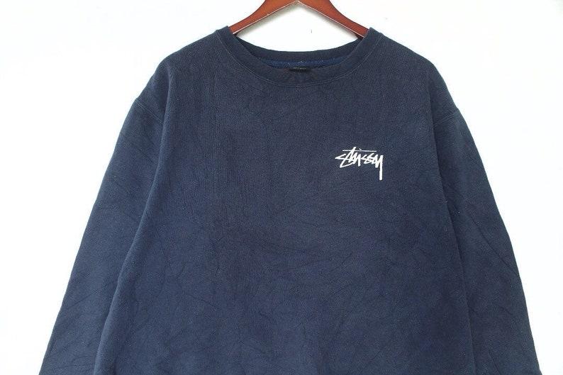Vintage stussy sweatshirt size XL