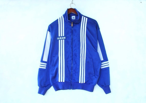 trainingsanzug jacke addidas blau