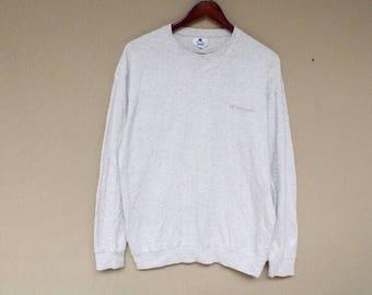 vintage champion sweatshirt champion jumper size M champion sweater champion windbreake