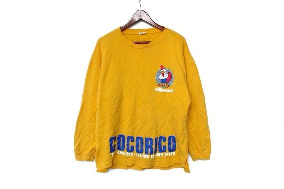 zegarek 2018 buty ograniczona guantity vintage 90s ellesse track jacket ellesse colorblock jacke big logo ellesse  jumper fila jacket adidas jacket