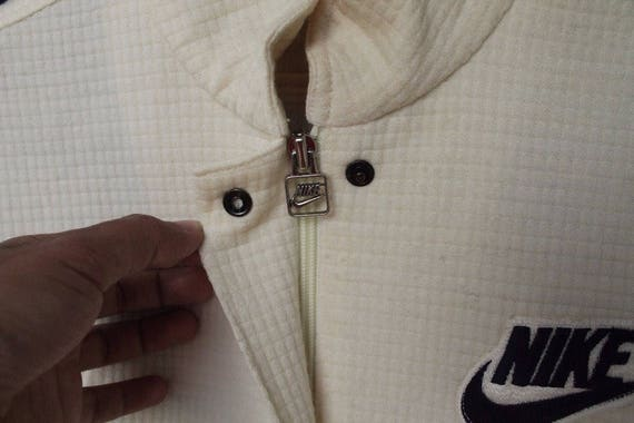 Vintage 80s nike jacket nike vintage shirt nike r… - image 4