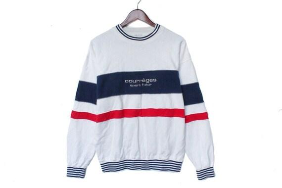 Vintage Courreges sweatshirt size 11