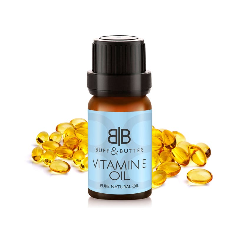 Vitamin E Oil Infused 100% Pure Natural Aromatherapy For Face image 0