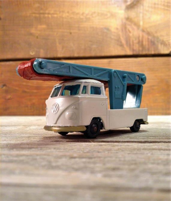 Corgi Toys Corgi Husky Volkswagen Luggage Elevator Diecast Etsy
