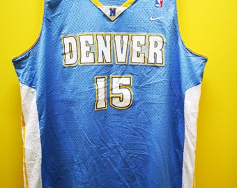 ... coupon for vintage denver nuggets carmelo anthony mitchell 15 jersey by  nike 934c1 bdf30 685372b09