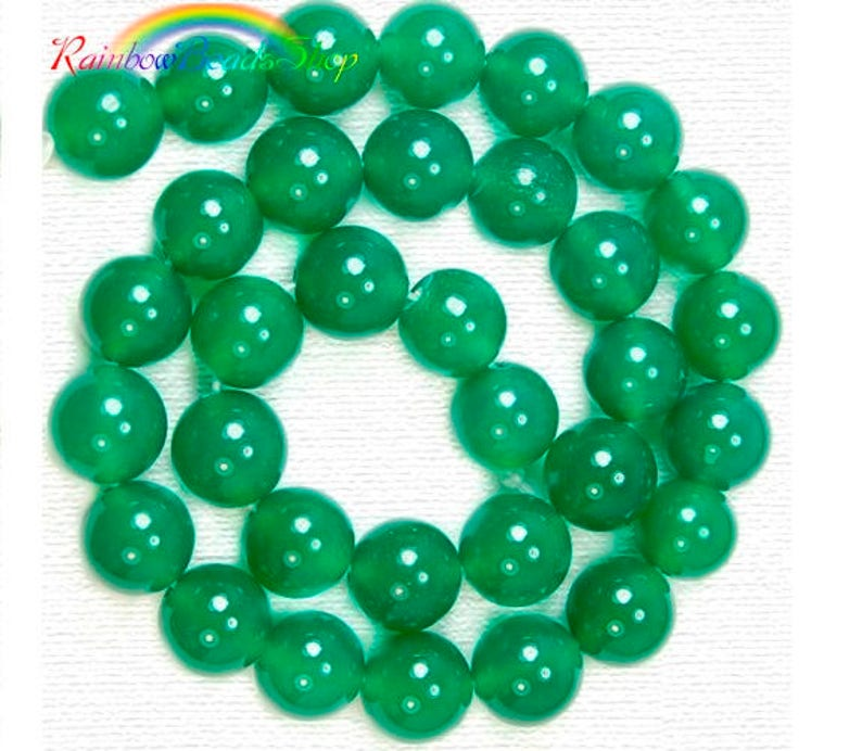 Beads Faithful Natural Red Aventurine Jade Stone Round Loose Beads 4mm 6mm 8mm 10mm Jewelry Findings