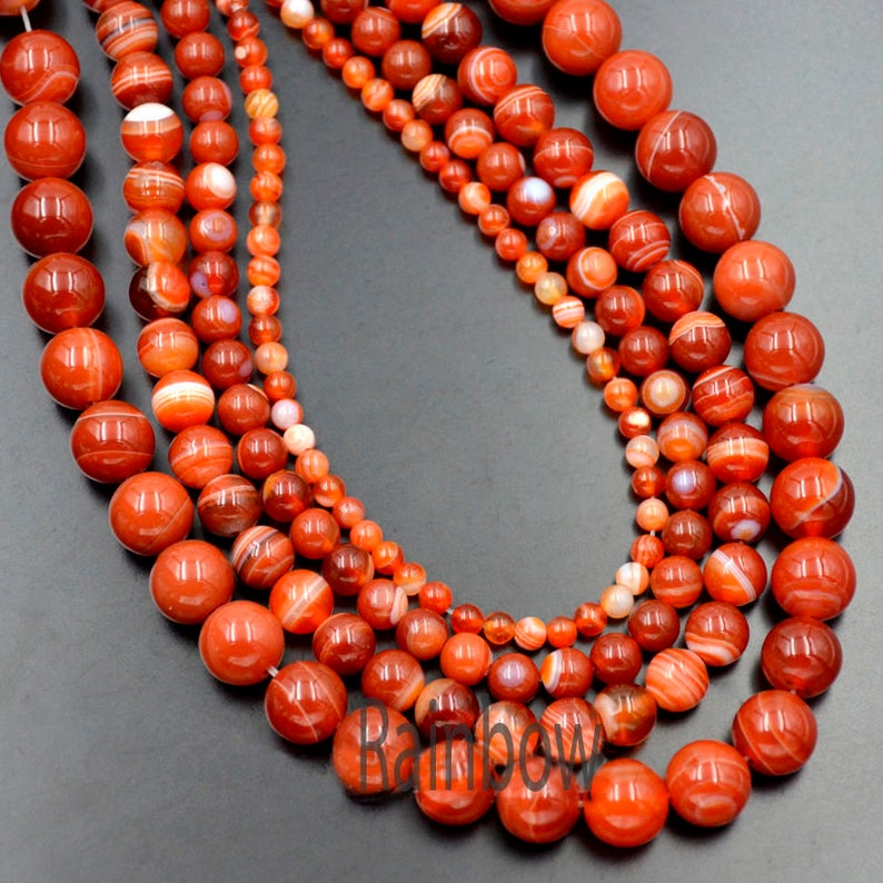 Beads & Jewelry Making Official Website 1 Strand/lot 6 8 10 Mm Natural Stone Round Gem Green Dragon Vein Agates Round Loose Spacer Beads For Jewelry Making Bracelet Buy One Give One Beads