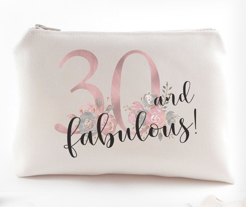 30th Birthday Gift For Women Thirtieth Gifts Thirty