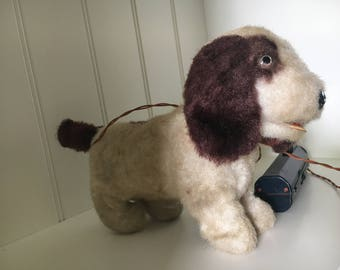1950s Battery Operated Dog Toy