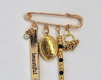 Kilt Pin Charm