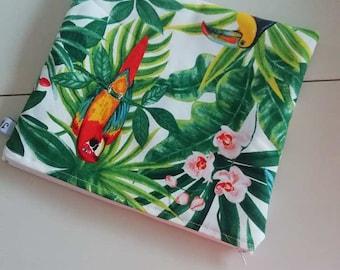 Case / pouch / bag tropical - Parrot