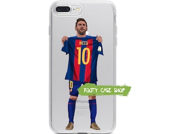 76453af965d Lionel Messi iPhone Case, FC Barcelona iPhone Case, Lionel Messi iPhone 5  5s SE 5c 6 6 Plus 6s 6s Plus 7 7 Plus 8 8 Plus X Xr Xs Max