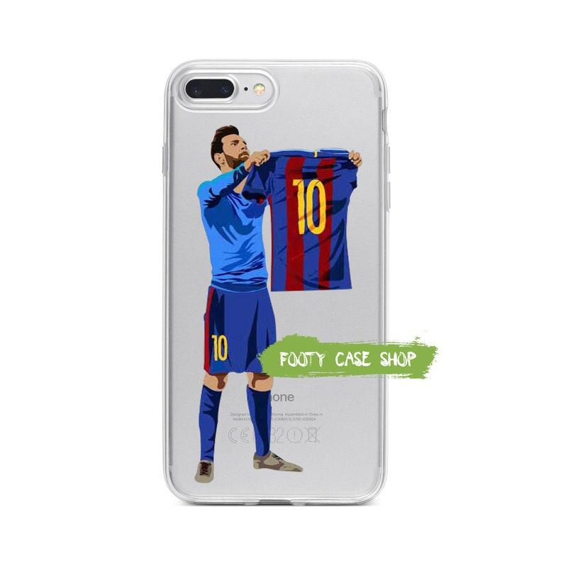 finest selection 48543 9f988 Lionel Messi iPhone Case, FC Barcelona iPhone Case, Lionel Messi iPhone 5  5s SE 5c 6 6 Plus 6s 6s Plus 7 7 Plus 8 8 Plus X Xr Xs Max