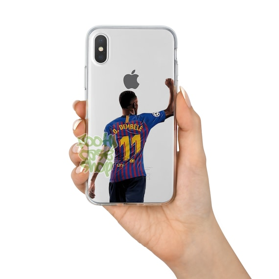 best service fdec4 e0e58 Ousmane Dembélé iPhone Case, FC Barcelona iPhone Case, Dembele iPhone 5 5s  SE 5c 6 6 Plus 6s 6s Plus 7 7 Plus 8 8 Plus X Xr Xs Max
