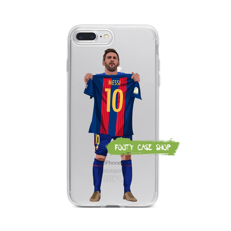 brand new 02b4a 8af0c Lionel Messi iPhone Case