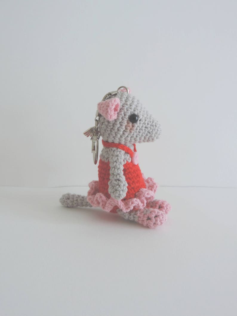 Mouse key door gift for woman
