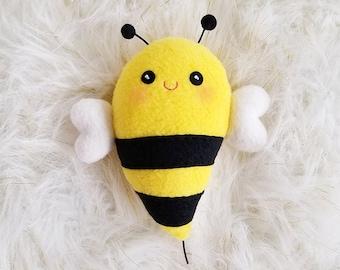 Bumble Bee Plush Etsy