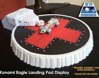 Space 1999 Landing Pad Display - for KONAMI EAGLES